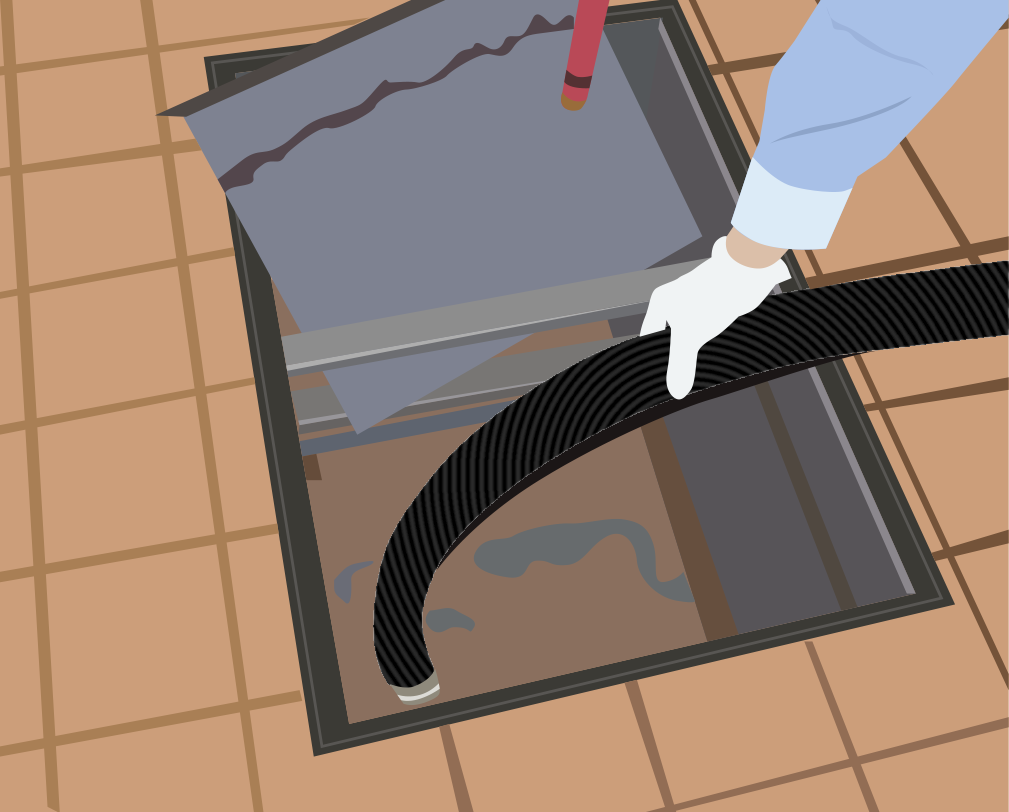 grease trap hood cleaning in NYC restaurant