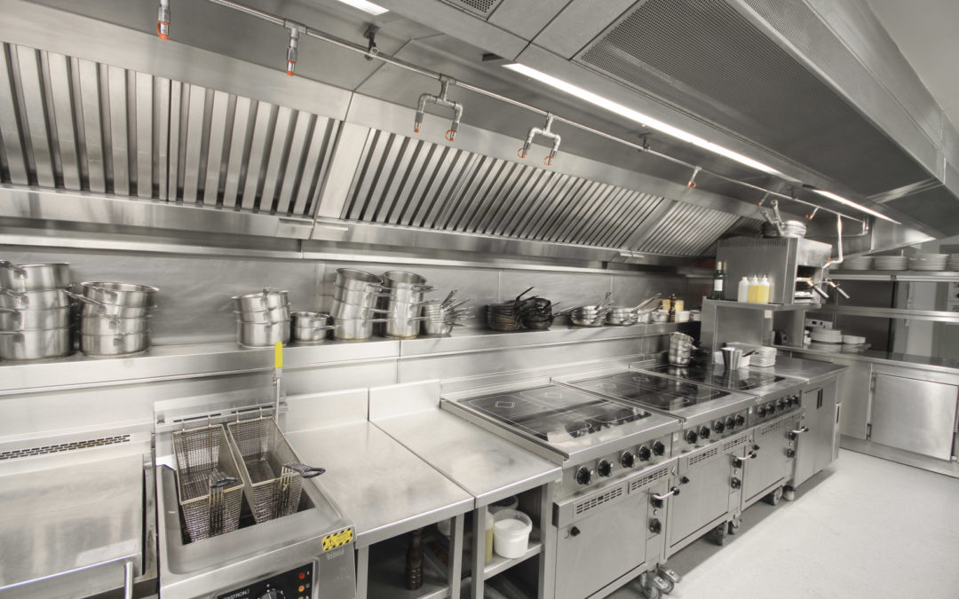 Secrets To Keeping Commercial Grease Traps & Kitchen Hoods Spotless